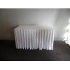 Tafelrok houtentafel