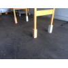 tafelblokken ophogen houten tafel
