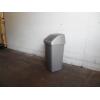 prullenbak met deksel 20 liter
